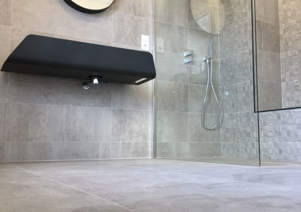 Salle de bain haut de gamme